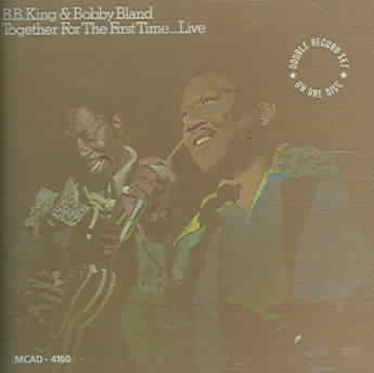 TOGETHER FOR THE FIRST TIME-LIVE BY KING,B.B. (CD)